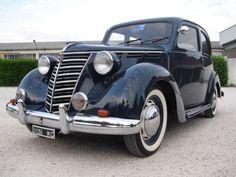 1951 Fiat-1100E Long Nose 1100cc 4-cylinder OHV Engine