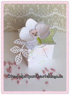 Stampin up Orchideenzweig Stempelpotpurri.bastelblogs.de