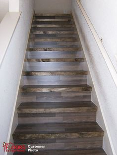 The Best Flooring For Covering Stairs In A Home Cork