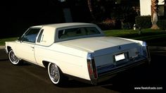 1985 Cadillac Fleetwood Brougham Coupe