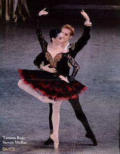 Dancemagazin 10.2012 Wbf  Steven McRae & Tamara Rojo