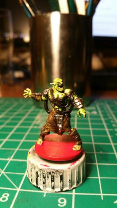 Orc Walker for Zombicide