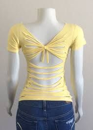 Image result for cutting t-shirt