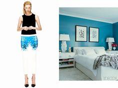 Tibi Resort 2013 and Elle Decor