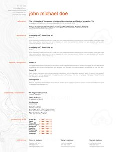 Resume zoom minimal theme on behance resumes architecture resume zoom minimal theme on behance resumes architectureinterior designgraphic design pinterest minimal theme resume architecture and altavistaventures Gallery