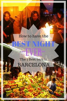 Barcelona is home to quite a few gems of establishments with really exciting themes!