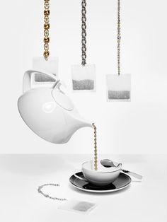 Editorial   Jewellery & Watches   Matthew Shave    #jewellery #breakfast