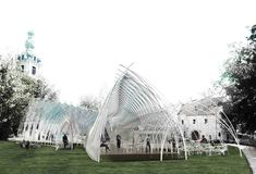 Designed by Appareil in Mons,Belgium Designed by Appareil, their proposal for Naves, a temporary pavilion for the city of Mons, Capital of Culture in 2015...
