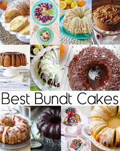 Loving these bundt cakes recipes!