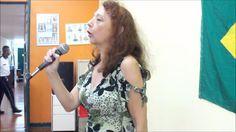 #44 Contato - Para aprender dança - Profª Malak - Nurisilva - 91º Café c...