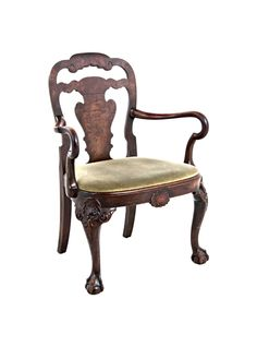 Shop side chairs at Chairish, the design lover's marketplace for the best vintage and used furniture, decor and art. Antique Armchairs, Upholstery, The Originals, Antiques, Furniture, Design, Home Decor, Style, Legs
