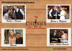 Conheça o Buffet Cozinha Maravilhosa na Revista Digital Novas Noivas: www.revistanovasnoivas.blogspot.com
