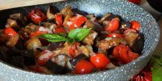 Pasticcio di parmigiana in padella