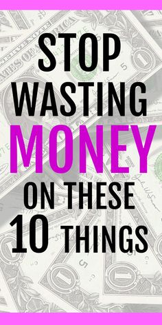 Stop wasting money on unnecessary purchases with this list of the items you can stop buying now! Small savings can add up big in the long term.