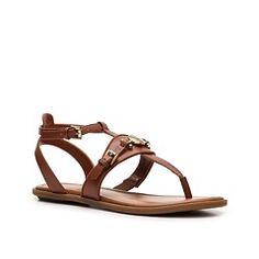 Tommy Hilfiger Salena Flat Sandal. JUST GOT THESE! :D