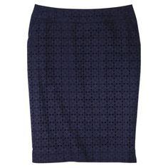 Merona® Women's Doubleweave Pencil Skirt