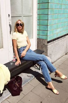 I've Heard of Dad Trainers, But Now Influencers Are All About the Mum Mules