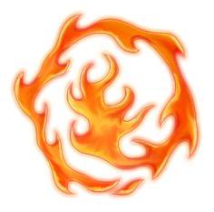 Laurent Aubouy - Carte du feu