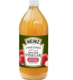 We've seen all the hype and articles about the health benefits of Apple Cider Vinegar (ACV). I decided to do some research and put it to the test. I discovered so many things about vinegar fr… Apple Cider Vinegar Mother, Heinz Apple Cider Vinegar, Natural Apple Cider Vinegar, Apple Cider Vinegar Remedies, Unfiltered Apple Cider Vinegar, Apple Cider Vinegar Benefits, Heinz Vinegar, Vinegar With The Mother, Breakfast Food List