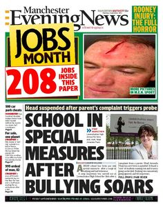 Front page of M.E.N. South Edition September 5, 2013.