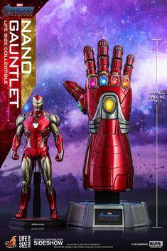 Avengers Endgame: Iron Man Nano Gauntlet_by Hot Toys releasing life size nano gauntlet Marvel Avengers, Marvel Fan, Marvel Dc Comics, Marvel Heroes, Marvel Room, Iron Men, Marvel Infinity, Avengers Infinity War, Geeks