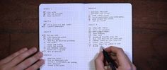 Ryder Carroll, Inventor of the Bullet Journal system explains how to get things done! - DEG Consulting
