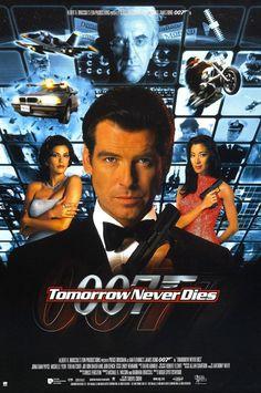 Tomorrow Never Dies (1997) Premiered 19 December 1997