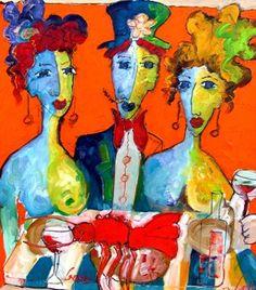 The Art of Laurens Barnard.....
