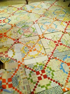Home Stretch... | A Quilting Life - a quilt blog, Burgoyne Surrounded