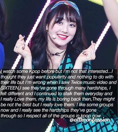 SUBMITTED CONFESSION    [ Twice Confession ]  AGREE or DISAGREE? Like if you agree comment if you disagree!   CONFESSIONS AREN'T OURS  send your confession by dm or ask.fm  the confessor won't be revealed to anyone  all types of confessions are allowed  tag your friends and follow for more confessions  admin Sophie   [ t a g s ] #kpop #kpopconfessions #bts #exo #bigbang #shinee #nct #got7 #seventeen #monstax #vixx #winner #ikon #snsd #blackpink #twice #redvelvet #fx #clc #loona #wjsn…