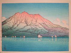 data.ukiyo-e.org japancoll images p6500-hasui-sakurajima--kagoshima-7330.jpg
