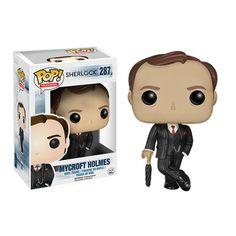 Sherlock POP Mycroft Holmes Vinyl Figure
