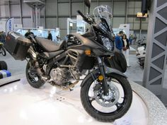 New 2012 V-Strom 650 Adventure