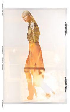 Cunnington & Sanderson Restoration Print Shirt featured in the latest Freedom issue of Platinum Love Magazine. Photography: Matthew Attard Navarro. Fashion Editor: Anna Peftieva Model: Steph Yana at MandP Make up: Elias Hove at Jed Root Hair: Louis Ghewy