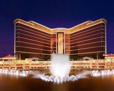 Wynn Palace Macau's 48,000sq ft spa has its own Foucault pendulum