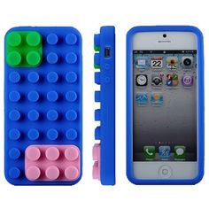 Funda iPhone 5 Lego - Azul 7.99€