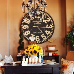Wishing I would've gotten that huge clock now:/