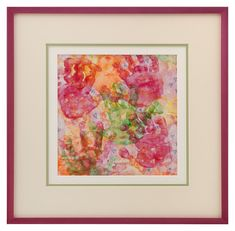 Children's Art - The Great Frame Up #customframing #art #kidsart #artwork #childrensart