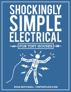 I have begun working on the inside of my tiny and one of the big tasks that we had to complete was the electrical for the tiny house. I knew that many people had a lot of questions about this and …