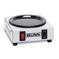Bunn WX1 Single Burner Coffee Warmer (Bunn 6450.0004)