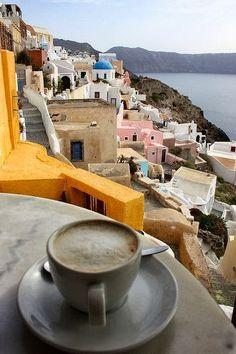 Coffee in Greece....