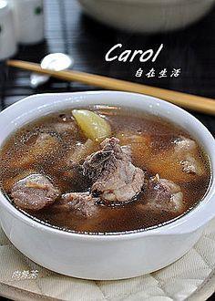 Carol 自在生活  : 肉骨茶