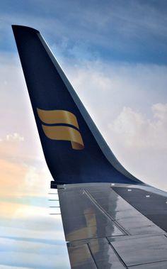 Icelandair Boeing 757 Winglet