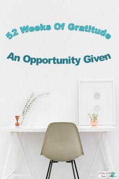 #GratitudeChallenge #Opportunity #ATattooOnHisPalm