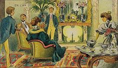 The 21st Century as Imagined in 1910