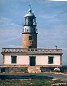 Faro de Cabo Corrubedo / Galicia / Spain