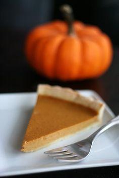 Spice-kissed Pumpkin Pie | Pumpkin Pies, Pumpkins and Pies