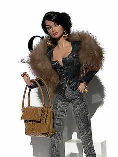 CP ITALIAN STYLE handmade outfit for FASHION ROYALTY