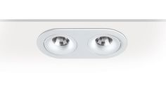 Downlight Ring Curve doble | Ring | Downlights Empotrables | Indoor | Catálogo | LAMP