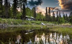 An Alaska National Park as Big as Connecticut. Annual Visitors? 23,000. - The New York Times